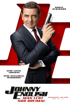 Johnny English - Man lebt nur dreimal