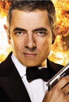 Johnny English is back!